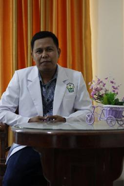 dr.Syarifuddin, Sp.B